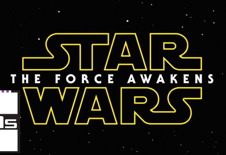 Star Wars The Force Awakens/American Music Awards logo