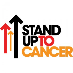 Stand Up For Cancer Logo
