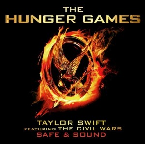 "Taylor Swift Featuring The Civil War ""Safe And Sound"" Big Machine/Universal Republic Records"