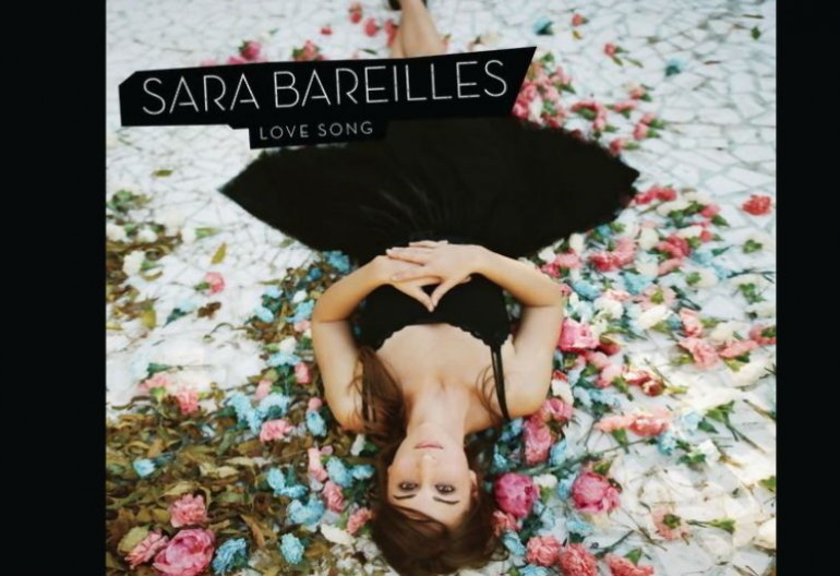"Sara Bareilles had her breakthrough single with ""Love Song,"" the lead single to her 2007 album Little Voice."