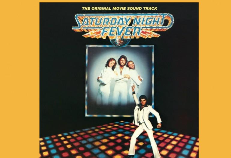 Saturday Night Fever Soundtrack RSO/Polydor/Reprise Records