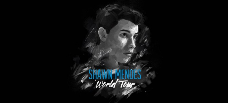 Shawn Mendes World Tour logo
