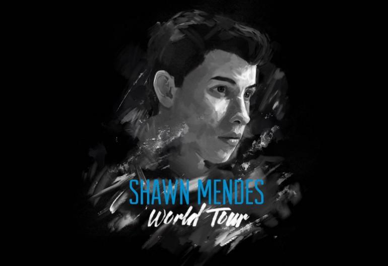 Shawn Mendes World Tour logo