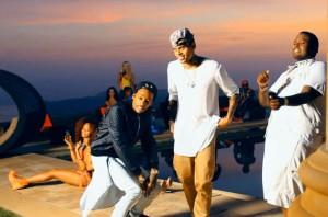 "Video Still From ""Beat It"""