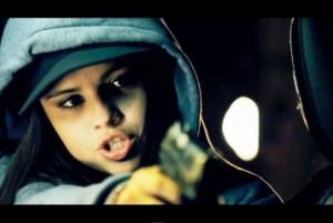"Video Still Of Selena Gomez In ""Getaway"" Dark Castle/After Dark Films/Warner Bros Pictures"