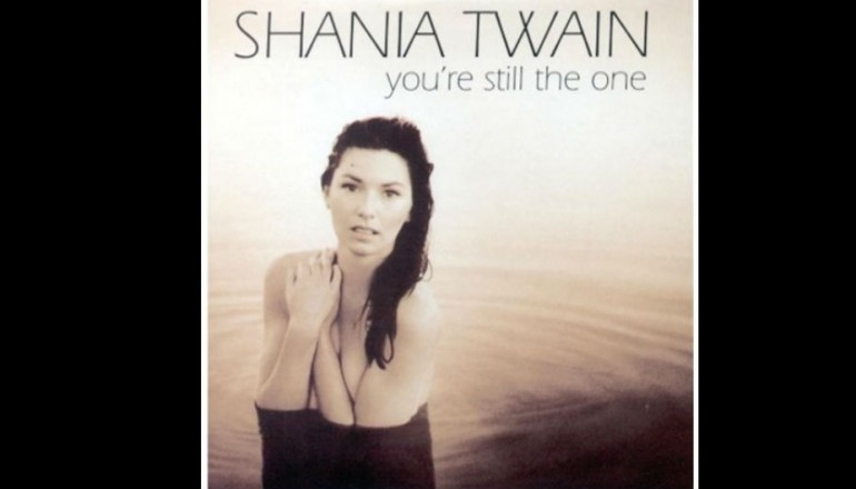 "Shania Twain released ""You're Still the One"" as the third single from her 1997 album Come On Over."