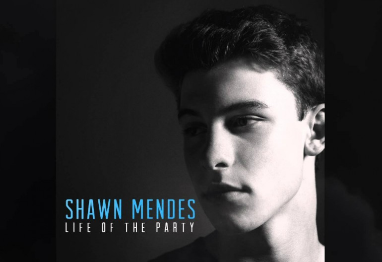 "Shawn Mendes ""Life Of The Party"" Island Records"
