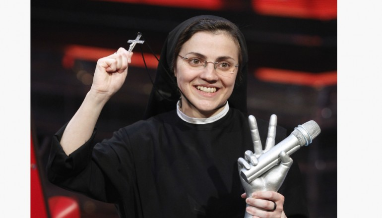 Sister Cristina Scuccia thumb