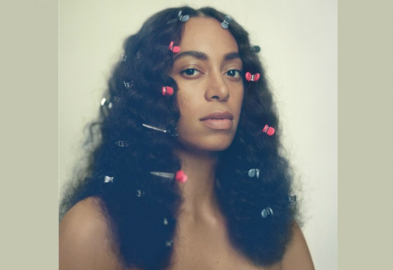"Solange ""A Seat At The Table"" Saint/Columbia Records"