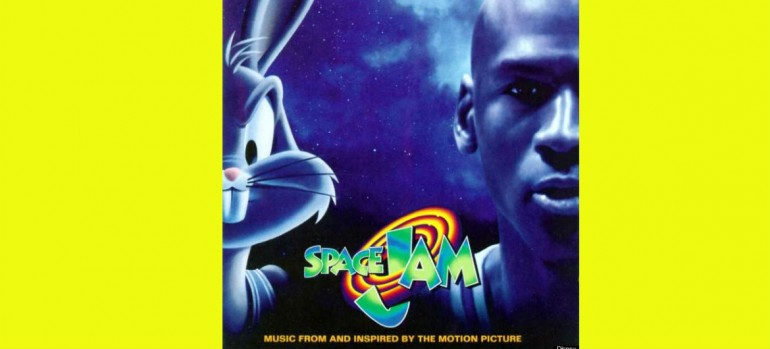 "The Space Jam soundtrack included the film's hit theme song ""I Believe I Can Fly"" by R. Kelly."