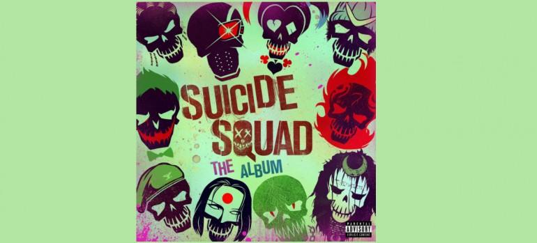 Suicide Squad: The Album Atlantic Records