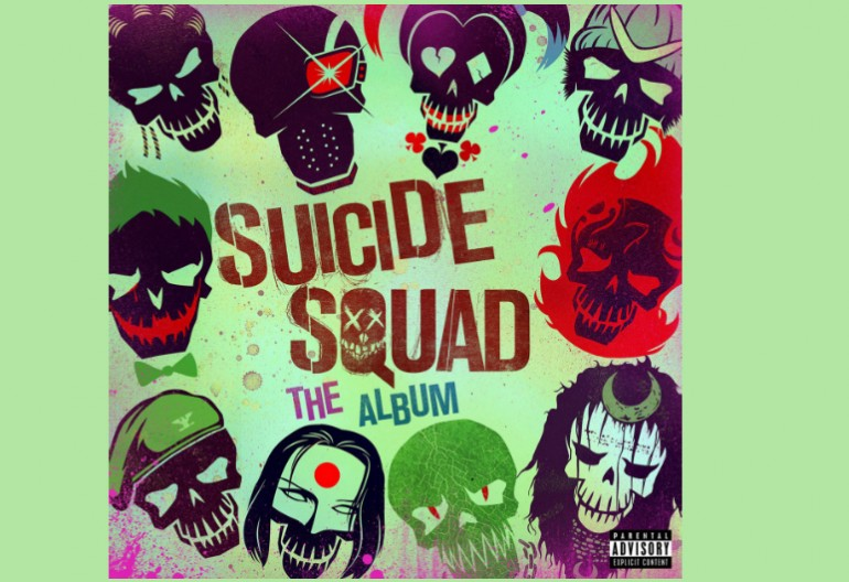 Suicide Squad: The Album Atlantic Records