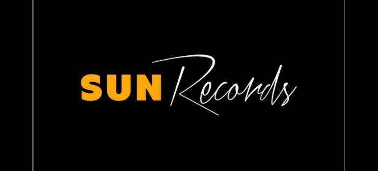 """""""Sun Records"""" logo via CMT"""