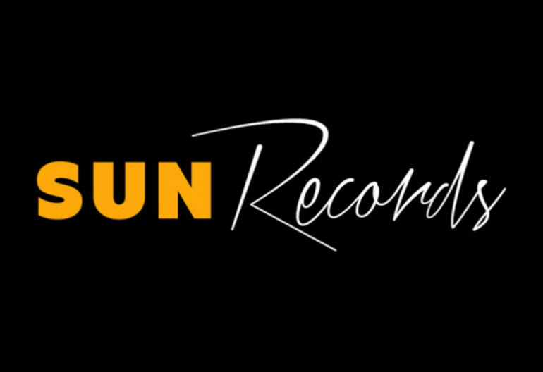 """Sun Records"" logo via CMT"