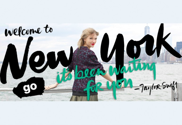 T swift NYC campaign thumb