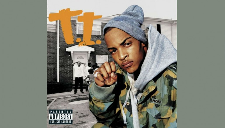 """The song """"Bring Em Out"""" was the first Top 10 single for T.I., and was the lead single from his 2004 album Urban Legend."""