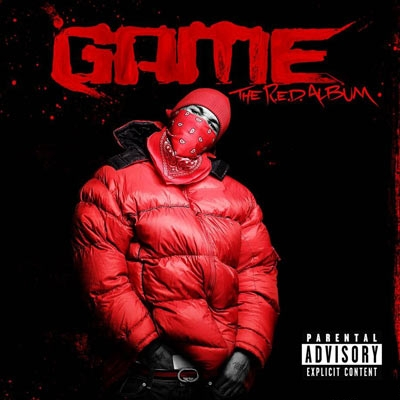 "The Game ""The R.E.D."" Album Aftermath/Interscope Records"