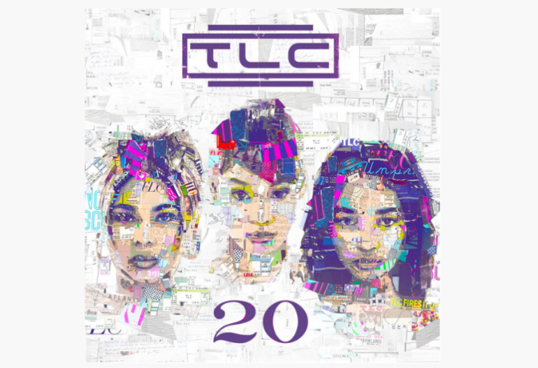"TLC ""20"" LaFace/Epic Records"