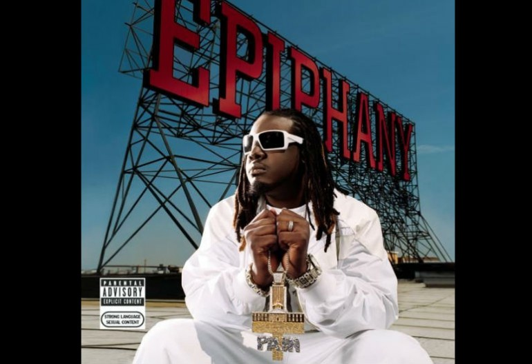 """Buy U a Drank (Shawty Snappin')"" was the lead single to the 2007 T-Pain album Epiphany."