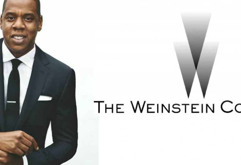 Jay-Z/The Weinstein Company logo