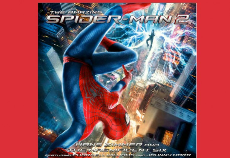 The Amazing Spider-Man 2 Soundtrack Madison Gates/Columbia Records