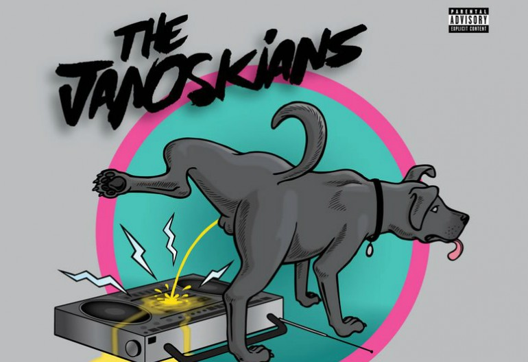 "The Janoskians ""The Freaking Song"" Republic Records"
