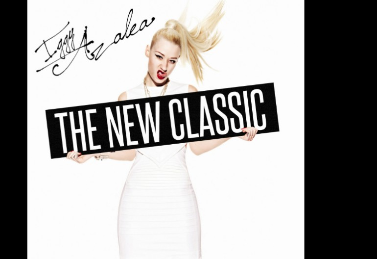 "Iggy Azalea ""The New Classic"" Grand Hustle/Def Jam Records"
