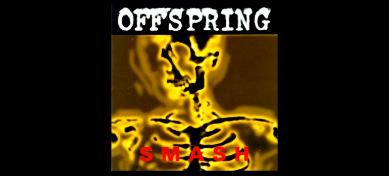 "The Offspring ""Smash"" Epitaph Records"