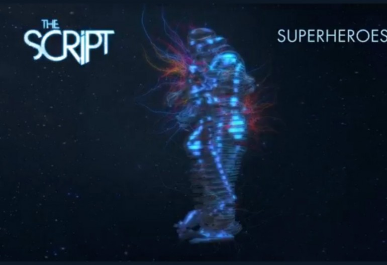 "The Script ""Superheroes"" From: No Sound Without Silence Phonogenic/Columbia Records"