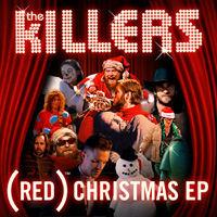 "The Killers ""(Red) Christmas EP"" Island Records/IDJMG"