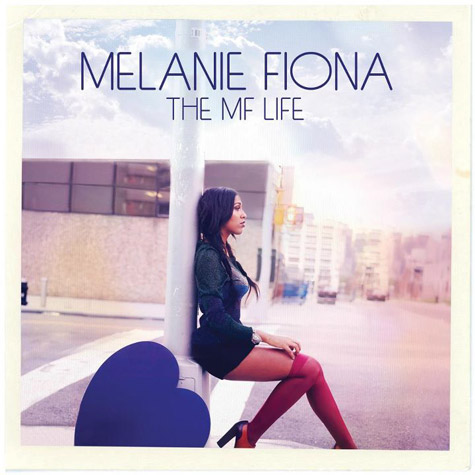 "Melanie Fiona ""The MF Life"" SRC/Universal Republic Records"
