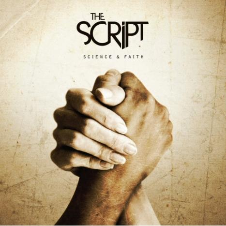"""The Script """"Science And Fait""""h Phonogenic/RCA Records/Epic Records/CEG"""