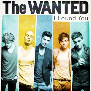 "The Wanted ""I Found You"" Mercury/Island Records/IDJMG"