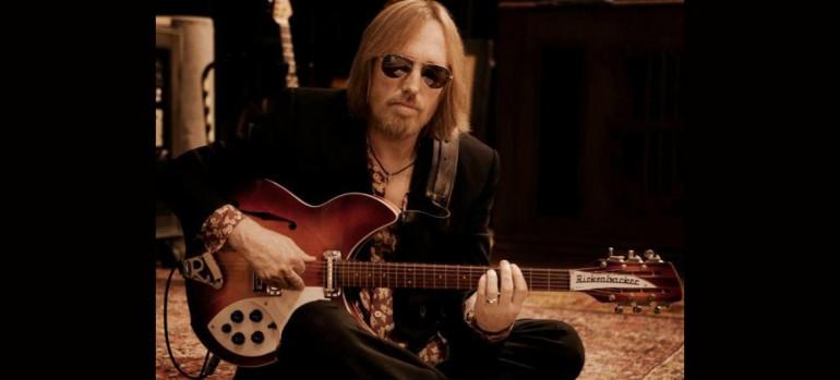 Tom Petty, Image Via Facebook
