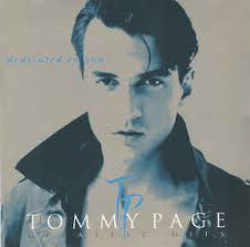 "Tommy Page ""Greatest Hits Dedicated To You"""