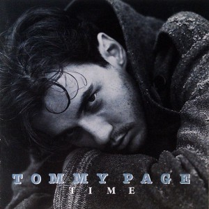"Tommy Page ""Time"" Pony Canyon Records"