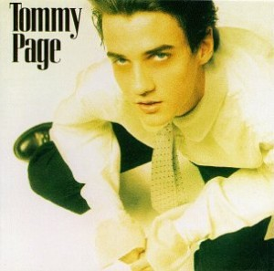 "Tommy Page ""Tommy Page"" Sire/Warner Bros. Records"