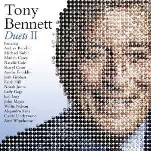 "Tony Bennett ""Duets II"" Columbia Records"
