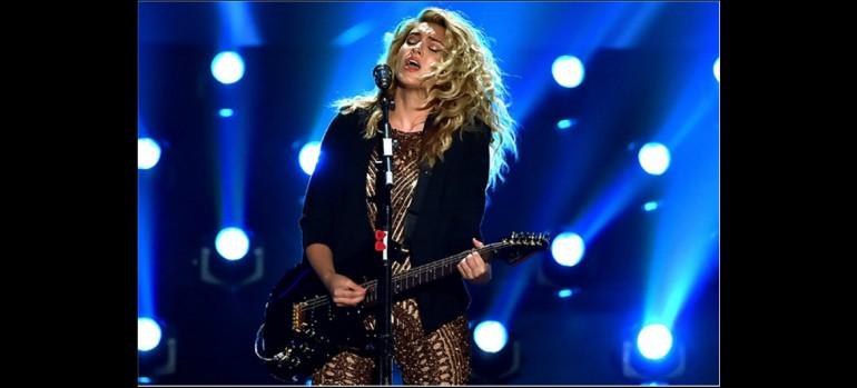 Tori Kelly at the 2015 MTV Video Music Awards