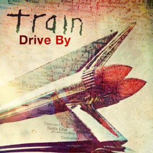 """Train """"Drive By"""" Columbia Records"""