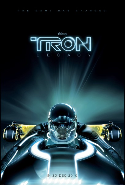 Tron Legacy From Walt Disney Pictures