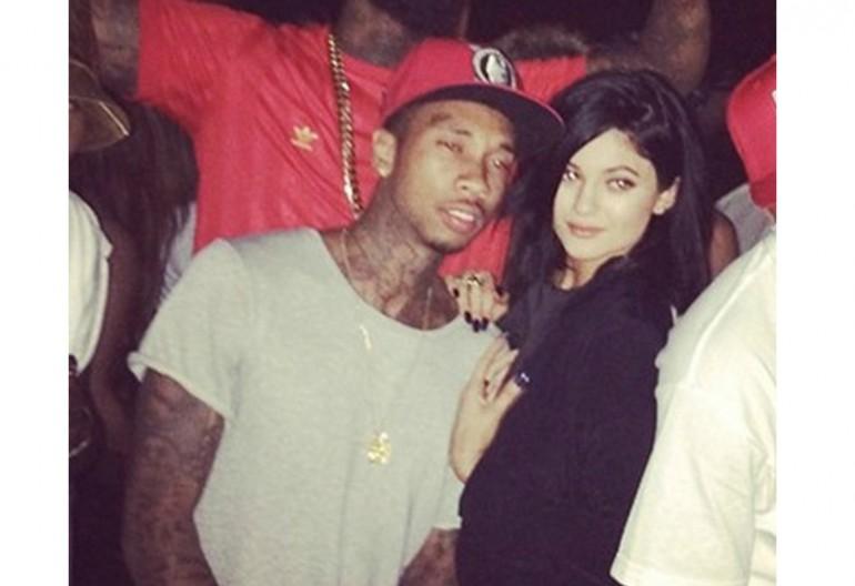 Tyga & Kylie Jenner Via Instagram