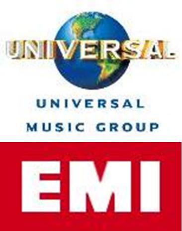 Universal Music Group To Buy EMI