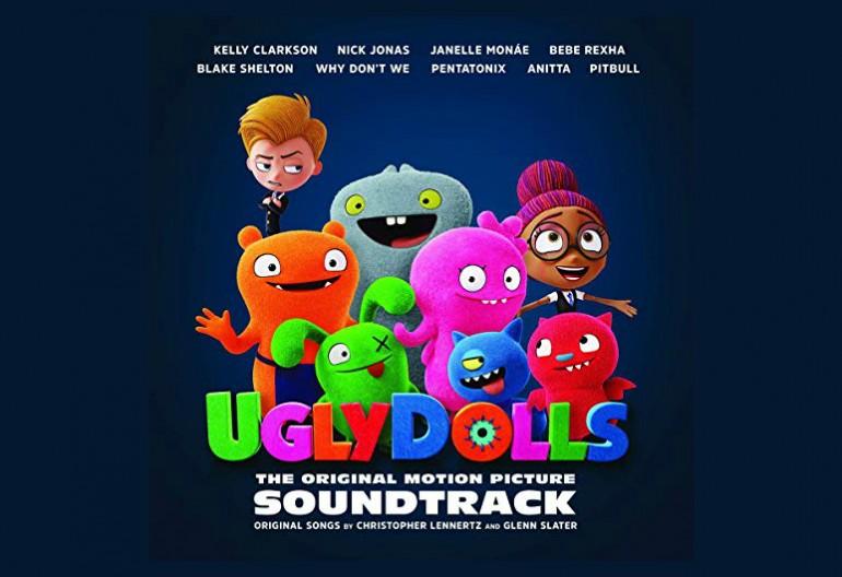 """""""UglyDolls Soundtrack"""" Atlantic Records"""