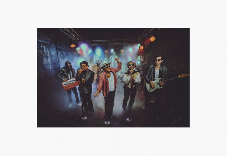 """Uptown Funk"" Promo image"