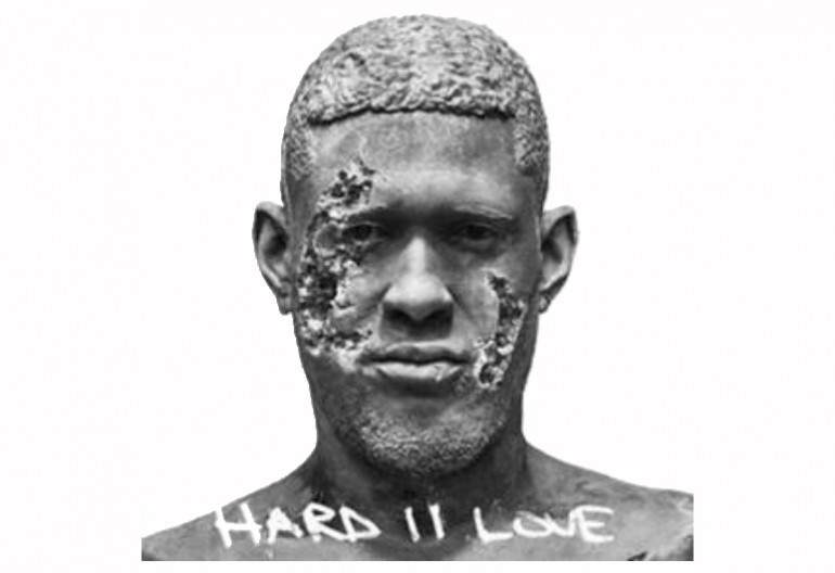 "Usher ""Hard II Love"" RCA Records"