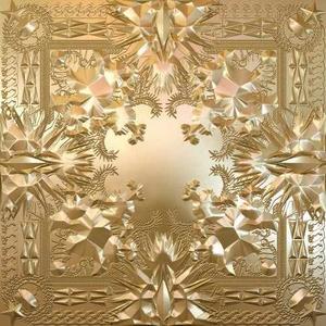 "Jay-Z & Kanye West ""Watch The Throne"" Roc Nation/Roc-A-Fella/Def Jam Records/IDJMG"