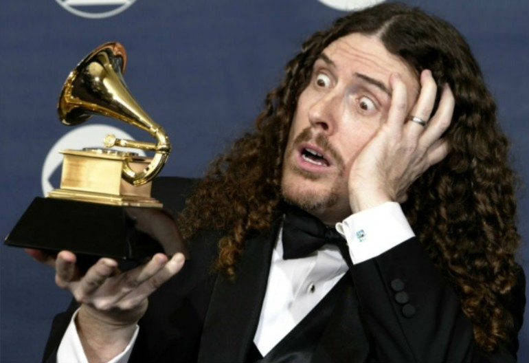 Grammy Award winning parodist Weird Al Yankovic released his latest album Mandatory Fun this past Tuesday.