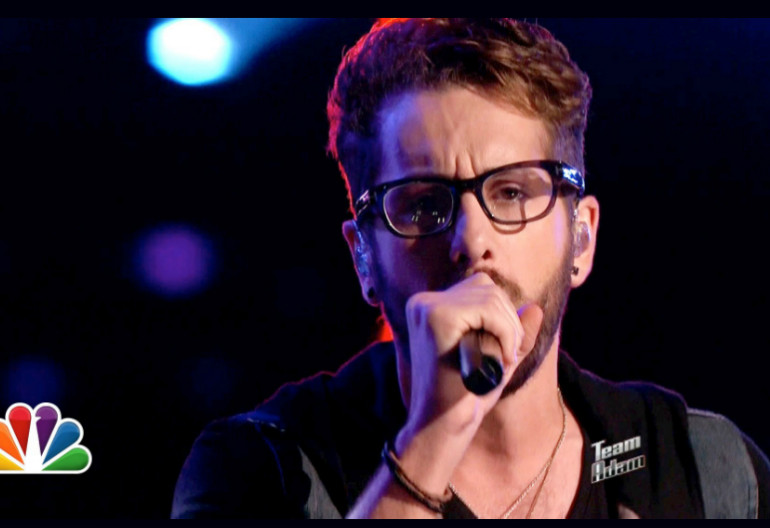"Will Champlin on NBC's ""The Voice"""