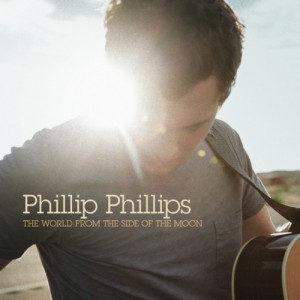 """Phillip Phillips """"The World From The Side Of The Moon"""" 19/Interscope Records"""
